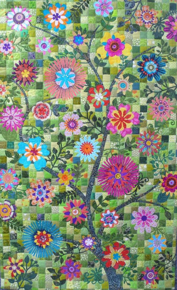 Gilli Theokritoff - Living Threads 2